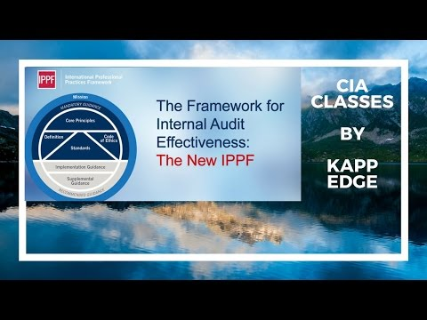 CIA Part 1 lectures-Objectivity and independence. - YouTube