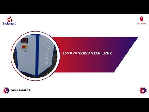 Manufacturer of Stabilizer & Servo Stabilizer by Sun Power Systems
