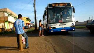 preview picture of video 'Rápido Planaltina 5387 Marcopolo Viale Scania L94IB'