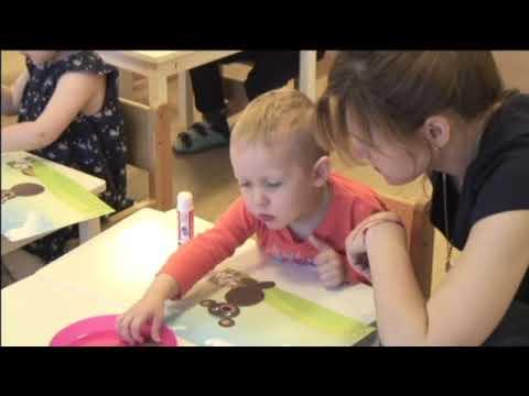 использование пособий на занятиях по изодеятельности в детских садах