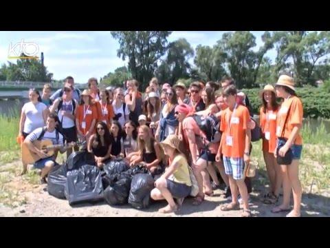Journée de service pour les jeunes du groupe d'Amiens