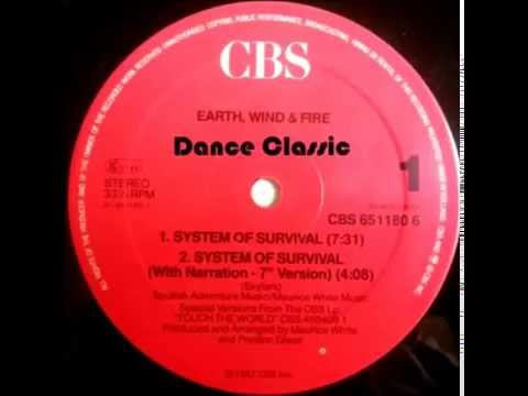 "Earth, Wind & Fire - System Of Survival (12"" Mix)"