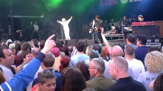 Forever, The Charlatans Live at Delamere Forest July 2013.