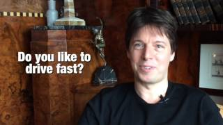 MEET THE PROS | Violinist, Joshua Bell | VC 20 Questions [INTERVIEW]