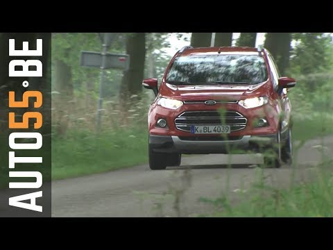 Ford EcoSport EcoBoost MY 2015