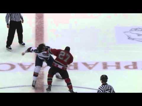 Jeremy Beirnes vs. Travis Howe