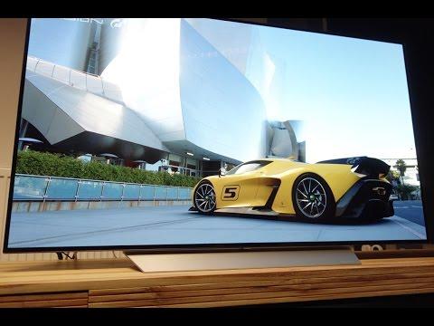 LG OLED 55 C7 im Test: Weltpremiere Active HDR und Dolby Atmos, Bildvergleich mit Sony A1