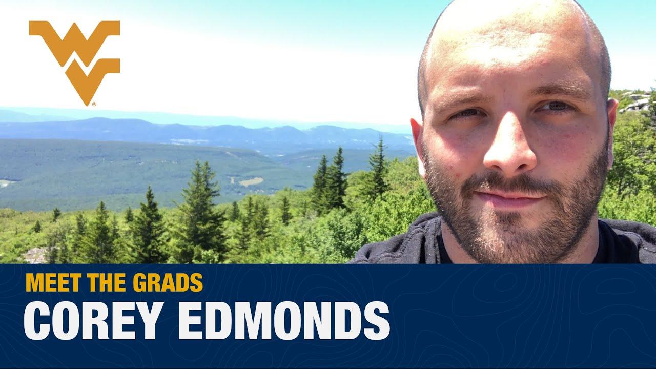 Play MEET THE GRADS: Corey Edmonds, School of Public Health