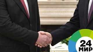 Армения и Беларусь увеличат товарооборот втрое - МИР 24