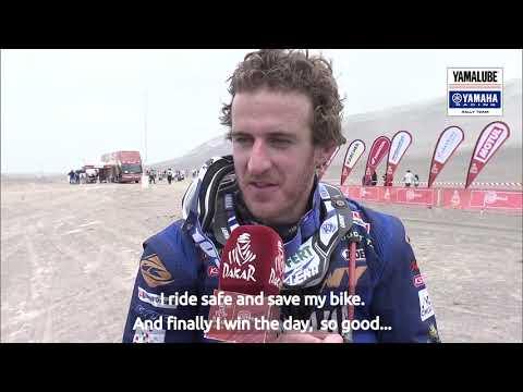 Dakar 2019 - Stage 3 Winner - Xavier De Soultrait