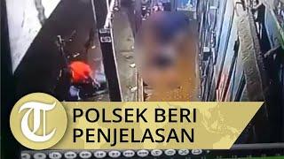 Polsek Cengkareng Beri Penjelasan terkait Video Viral Penangkapan Pemuda