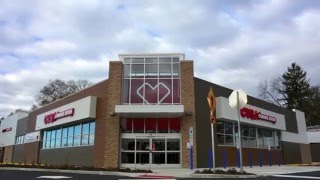Completed Construction: CVS Pharmacy, Drexel Hill