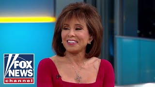 Judge Jeanine: Trump re-election will again be blamed on Russia