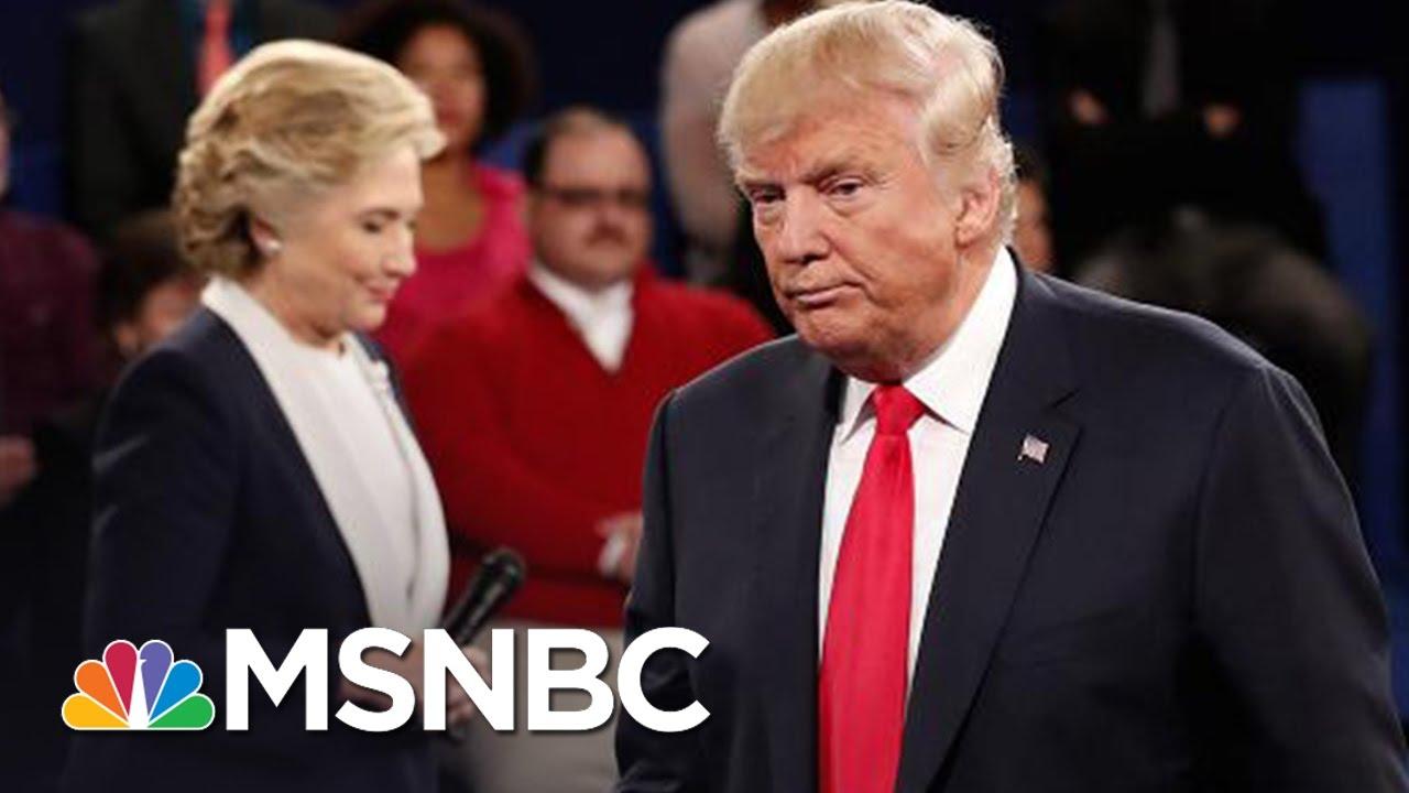 Donald Trump 'Needs A Miracle' At Final Presidential Debate | MSNBC thumbnail