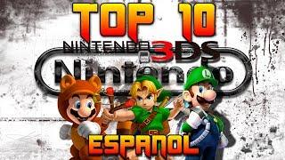 TOP10JuegosNintendo3DS