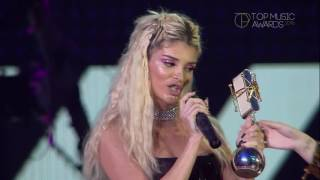Top Music Awards 2016, Era Istrefi fiton Cmimin Song of the Year