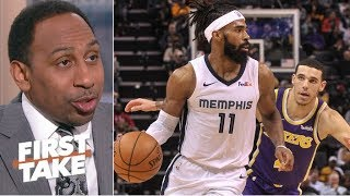 The Lakers should pursue Mike Conley, not Marc Gasol – Stephen A.   First Take