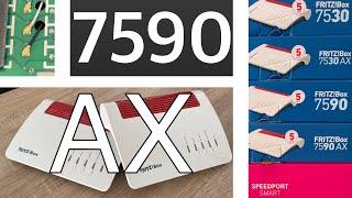 AVM FRITZ!Box 7590 AX im Test