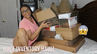 I SPENT OVER 1K ON NEW INVENTORY! HUGE INVENTORY HAUL! *Clothing Boutique*