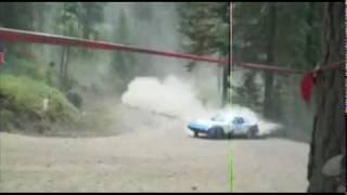 Oregon Trail Rally 2010 Fir Mt stage 6 #345