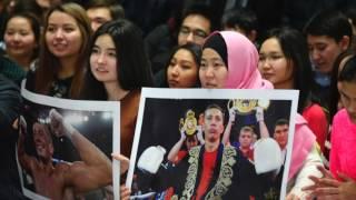 Геннадий Головкин не примет участие в вечере бокса в Алматы