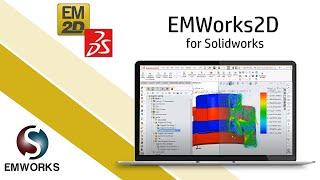 2D-FEM simulation of Magnetic Bearing system using EMWorks2D
