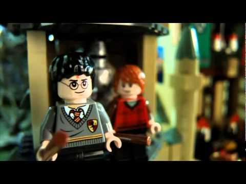 Vidéo LEGO Harry Potter 4841 : Le Poudlard Express