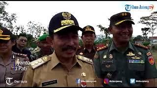 Penutupan TMMD Kabupaten Pati