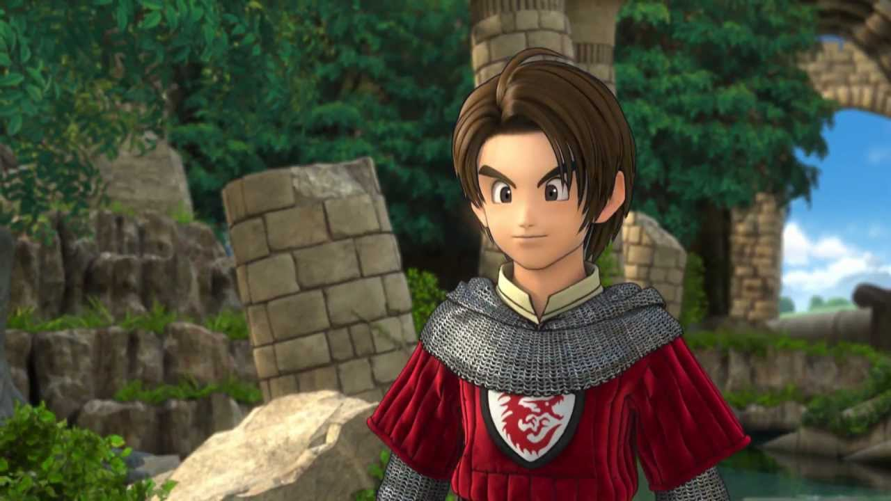 The First Commercial For Dragon Quest X