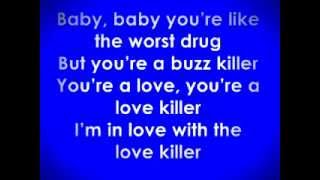 Cheryl - Love Killer Lyrics.