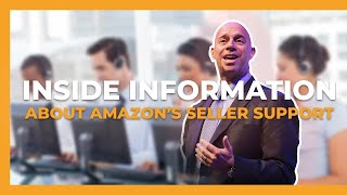 Top 10 Inside Information about Amazon's Seller Support