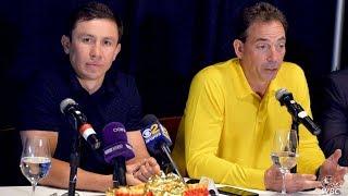 Головкин о потери титула IBF, сравнил Сондерса и Канело, объяснил жесткую позицию в переговорах