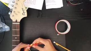 How To Make A Guitar Capo Without Rubber Bands Free Online Videos