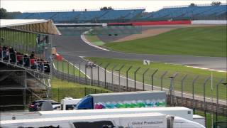 Ferrari Formula 1 DONUTS @Silverstone + Pitstop and Accelerations
