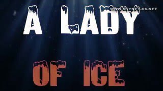 "Fancy ""Lady Of Ice""  - Lyrics  (Visual Music Animation)"