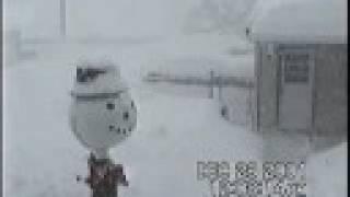 2001 Snow Storm in Buffalo, NY
