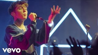 Troye Sivan - WILD (Live) (Vevo LIFT): Brought To You By McDonald's Music never stops. Get the Vevo App!