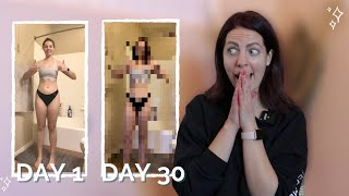WHAT HAPPENS WHEN YOU DO PILATES EVERYDAY // I did Pilates everyday for 30 days, results???