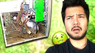 Reacting to the Dirtiest PCs on the Internet