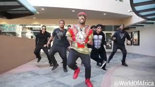 Black Panther Challenge - @jusbmore @klassikkaneck @splack