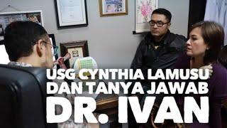 USG Cynthia Lamusu & Tanya Jawab Dr. Ivan Sini