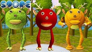 Spore #5 ПРИКЛЮЧЕНИЕ ЛОСЯША! Создал СМЕШАРИКА в игре про Эволюцию СПОР