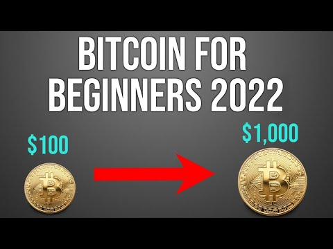 Bitcoin Cryptocurrency For Beginners 2021