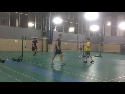 IBC - SBM - Febri Ferdiyan VS Tieki Ricky