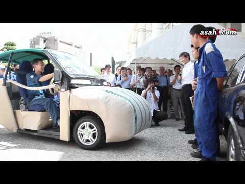 The Car That Cannot Crash