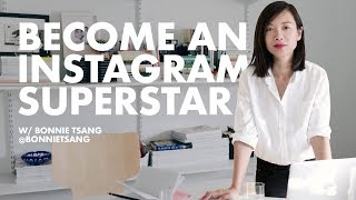 🔴 Become an Instagram Influencer w/ expert Bonnie Tsang