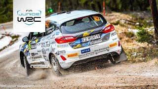Rally Sweden 2020: JWRC Highlights Saturday