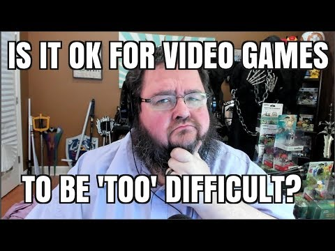 Is it Ok for games to be 'TOO' Hard?  Cuphead, Dark souls, Bloodbourne etc
