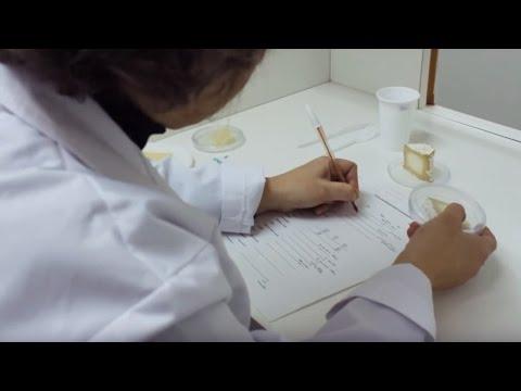 El análisis sensorial de los alimentos