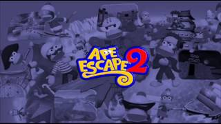 Ape Escape 2 - Freaky Monkey Five (Boss)